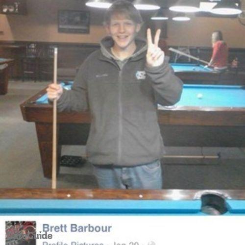 Pet Care Provider Brett Barbour's Profile Picture