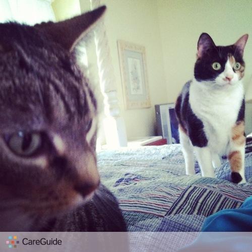 Pet Care Provider Jenna Jennings's Profile Picture