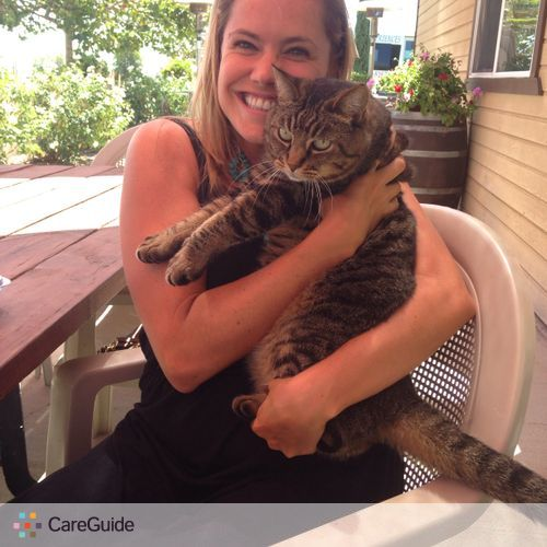 House Sitter Provider Meghan Fallon's Profile Picture