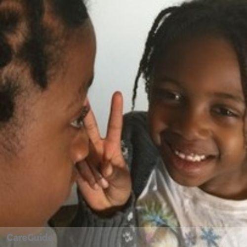 Canadian Nanny Provider Justice Tshiamala's Profile Picture
