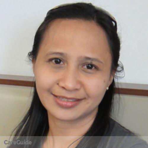 Canadian Nanny Provider Vilma L's Profile Picture