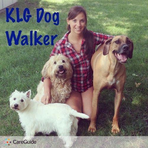Pet Care Provider Kara G's Profile Picture