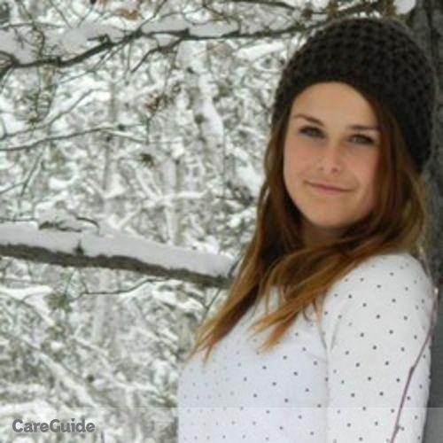 Canadian Nanny Provider Tammy-Jo L's Profile Picture