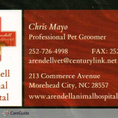 Pet Care Provider Chris Mayo's Profile Picture