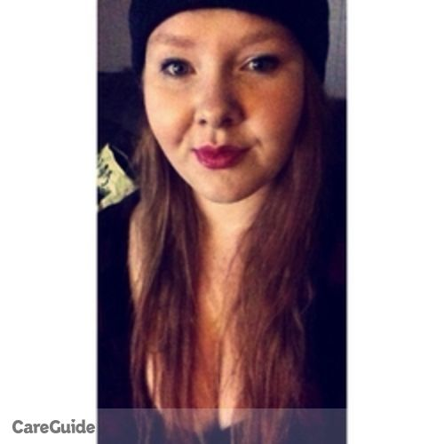 Canadian Nanny Provider Jessica Savard's Profile Picture