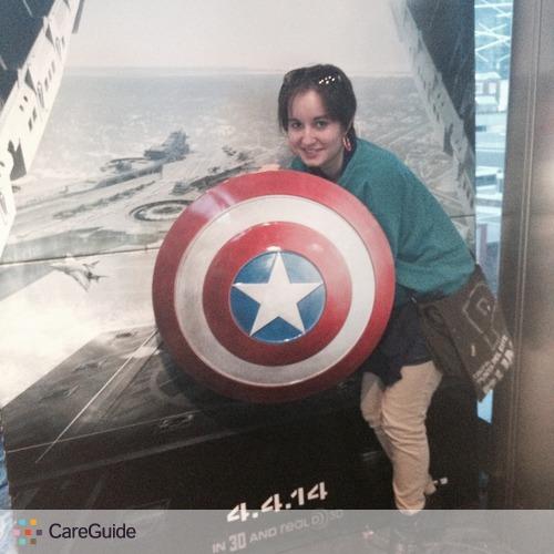 Writer Provider Camila Contreras's Profile Picture