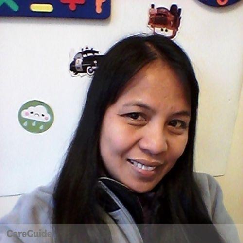 Canadian Nanny Provider Nemia V's Profile Picture