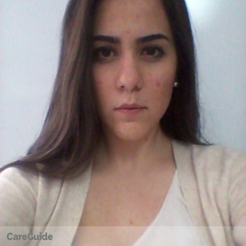 Canadian Nanny Provider Gabriela Ochoa's Profile Picture