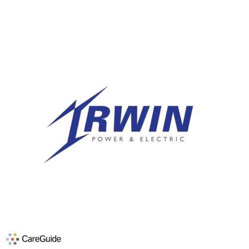 Electrician Provider Greg Irwin's Profile Picture