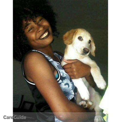 Pet Care Provider Ashanti S's Profile Picture