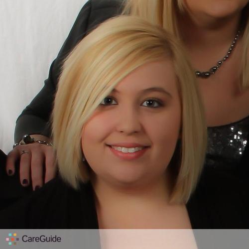 Child Care Provider Sarah V.'s Profile Picture