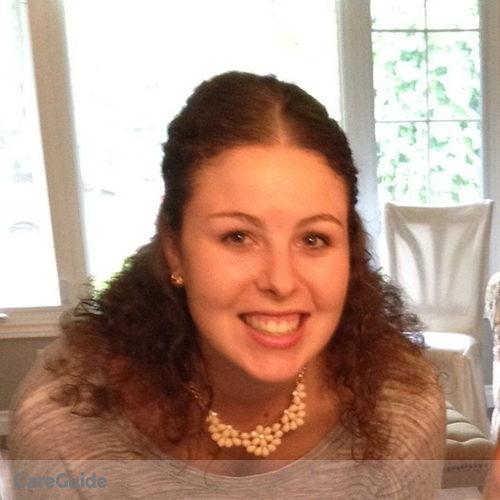 Canadian Nanny Provider Jenna Clark's Profile Picture