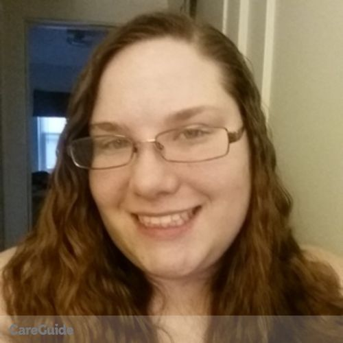 Pet Care Provider Jennifer Moorhead's Profile Picture