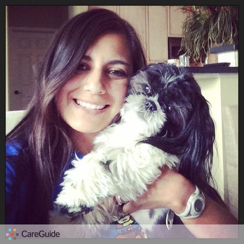 Pet Care Provider Rebecca Scott's Profile Picture