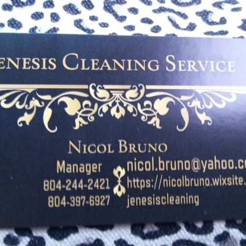 Housekeeper Provider Nicol B's Profile Picture