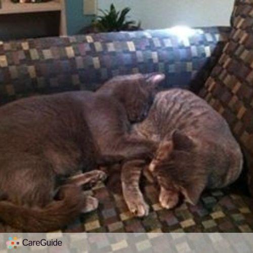 Pet Care Job Allison C's Profile Picture