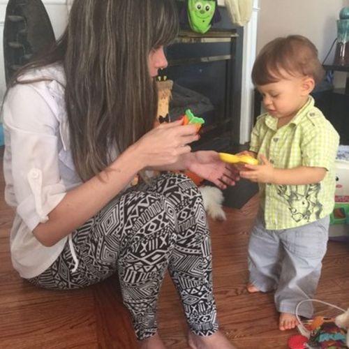 Child Care Provider Cristiane Madureira Gallery Image 1
