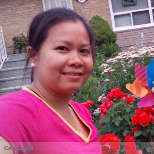 Canadian Nanny Provider Dyan Decastillo's Profile Picture