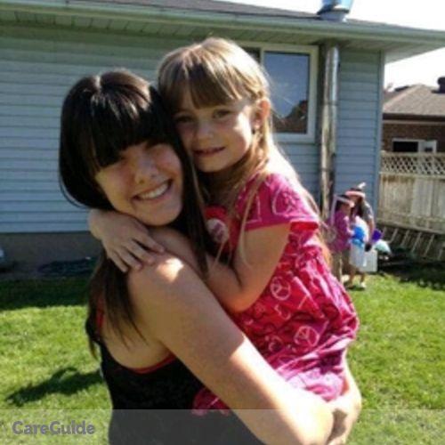 Canadian Nanny Provider Ashley Lipsit's Profile Picture