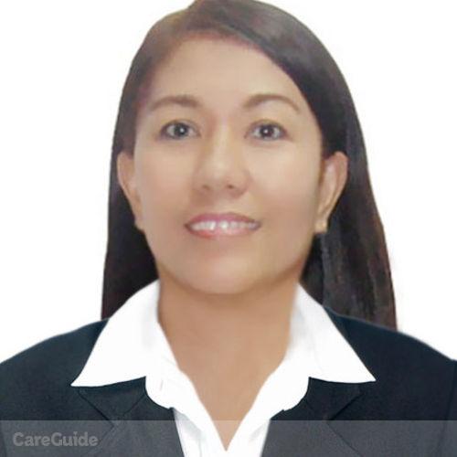 Canadian Nanny Provider Agnes Paz's Profile Picture