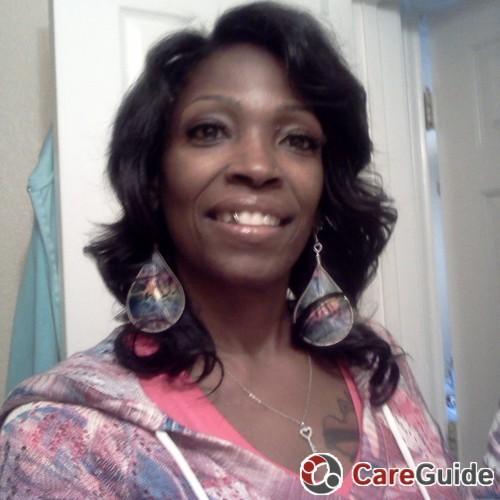Elder Care Provider Princelle Wilson's Profile Picture