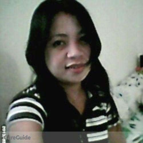 Canadian Nanny Provider Fairodz Abad's Profile Picture