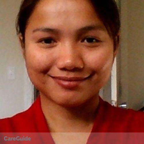 Canadian Nanny Provider Shiela Taguba's Profile Picture