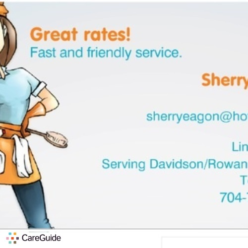 Housekeeper Provider Sherry Eagon's Profile Picture