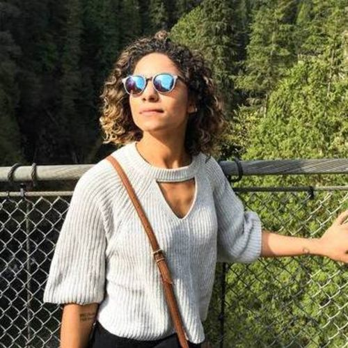 Canadian Nanny Provider Valeria G's Profile Picture