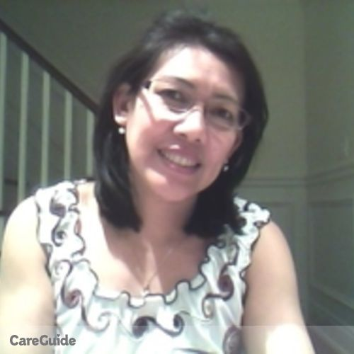 Canadian Nanny Provider Marilyn Guillermo's Profile Picture
