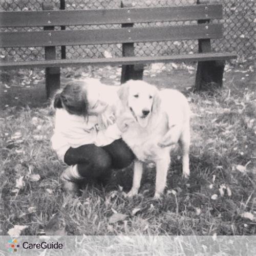 Pet Care Provider Julia K's Profile Picture