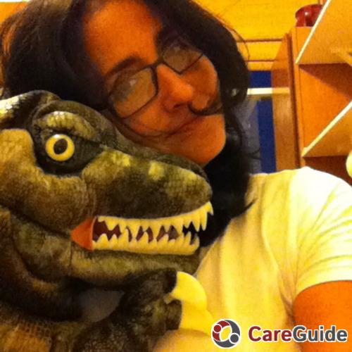 Child Care Job MIlagros Pineda's Profile Picture
