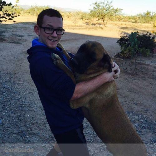 Pet Care Provider Erick Saum's Profile Picture