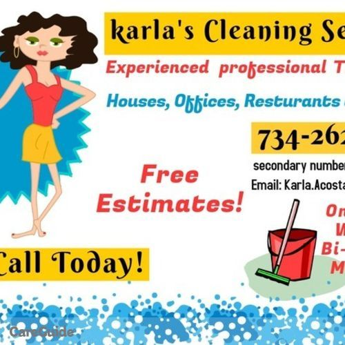Housekeeper Provider Karla A's Profile Picture