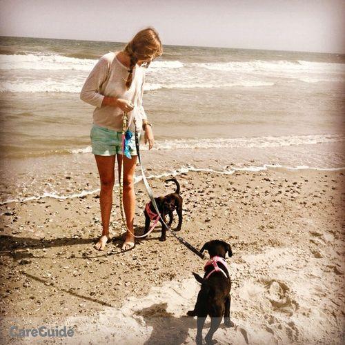 Pet Care Provider Taylor Genander Genander's Profile Picture