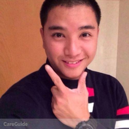 Canadian Nanny Provider Ericson Gavino's Profile Picture