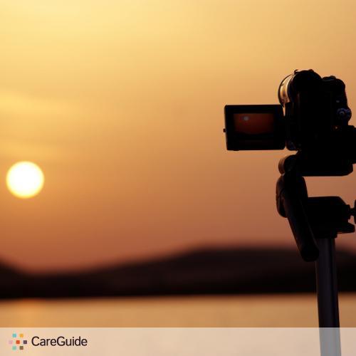 Videographer Provider David de Hoyos's Profile Picture