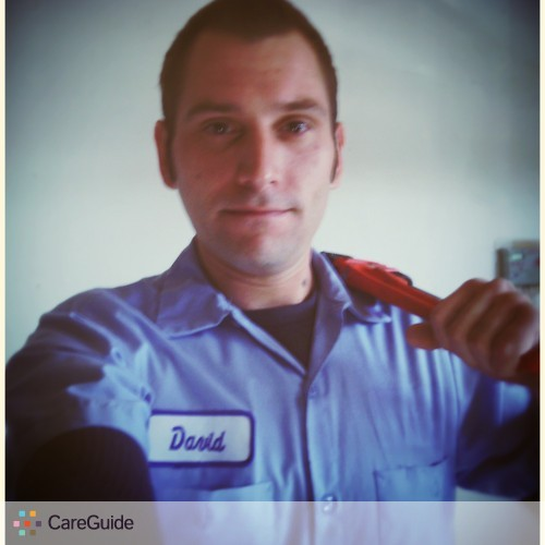 Plumber Provider David H's Profile Picture