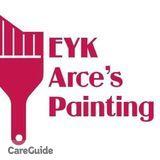 Painter in Sarasota