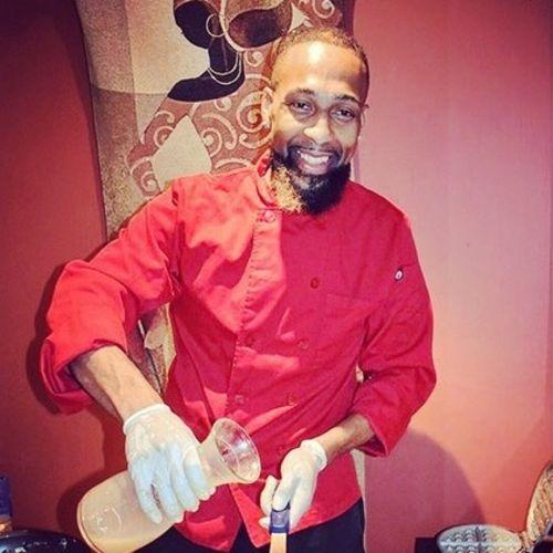 Chef Provider Kyle Benson's Profile Picture