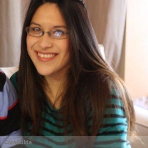 Canadian Nanny Provider Araci F's Profile Picture