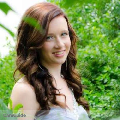 Canadian Nanny Provider Mikayla Dedman's Profile Picture