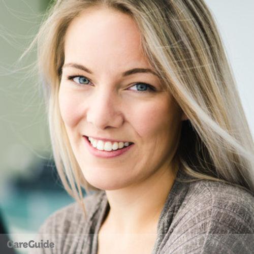 Canadian Nanny Provider Shannon Alexander's Profile Picture