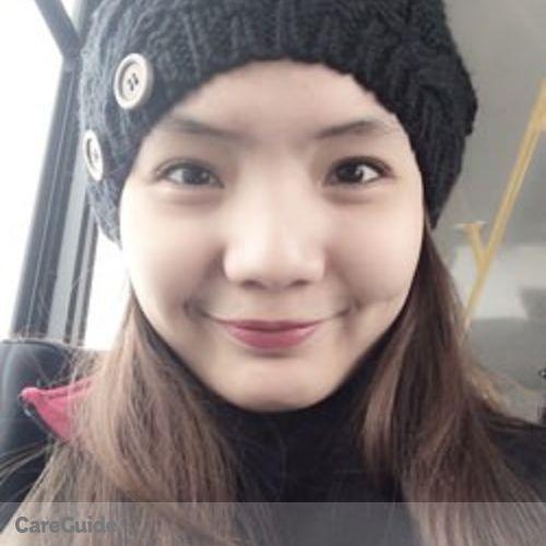 Canadian Nanny Provider Alaminah Jhane Sarmiento's Profile Picture