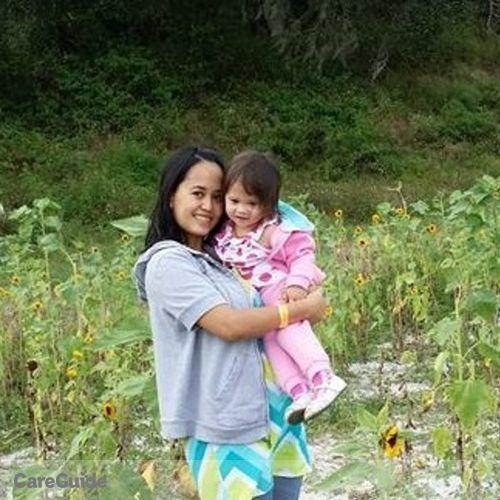 Child Care Provider Serafika T's Profile Picture