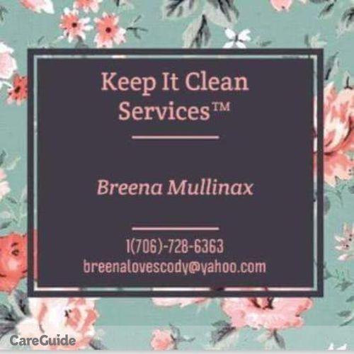 Housekeeper Provider Breena Mullinax's Profile Picture