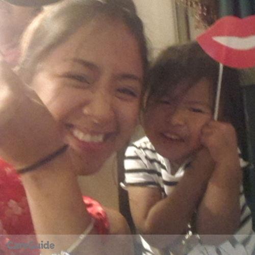 Canadian Nanny Provider Shei D.'s Profile Picture