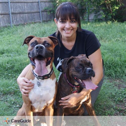 Pet Care Provider Sylvia Garcia's Profile Picture