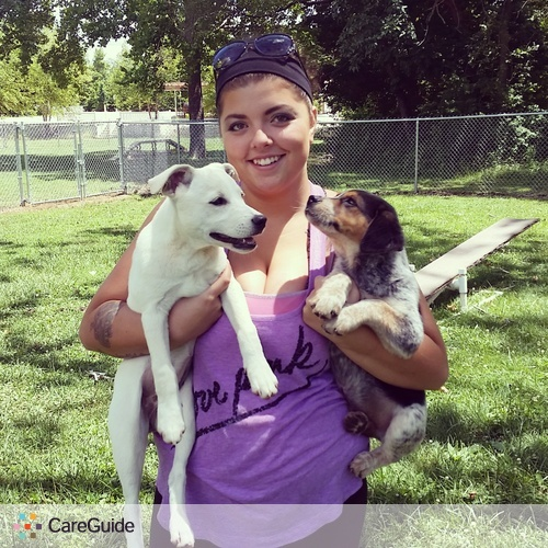 Pet Care Provider Morgan Maher's Profile Picture