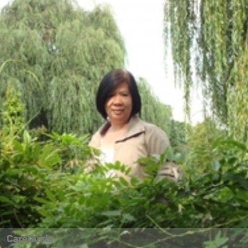 Canadian Nanny Provider Gellenie J's Profile Picture